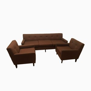 Sofas, 1960s, Set of 3