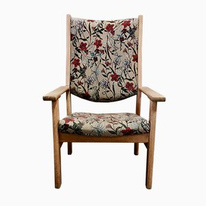 Scandinavian Armchair by Hans J. Wegner for Getama, 1950s