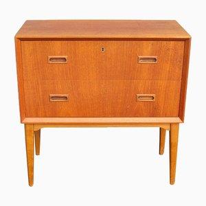 Vintage Small Teak Dresser