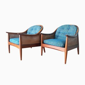 Mid-Century Lounge Chairs from Greaves & Thomas, Set of 2