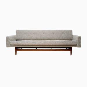 Sofá o sofá cama vintage de Karl-Erik Ekselius para JOC Vetlanda, años 60