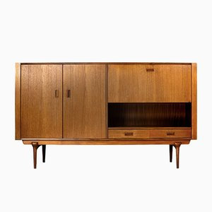 Teak Highboard from TopForm, 1950s