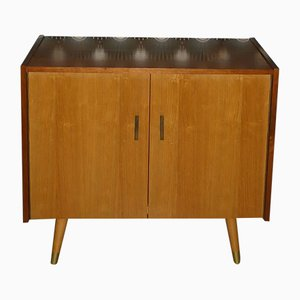 Side Cupboard or Shoe Cabinet, 1950s