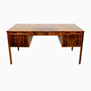 Swedish Rosewood Desk, 1960s