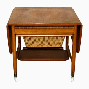 Swedish Worktable by Bertil Gottfrid Hagen for Bodafors, 1958