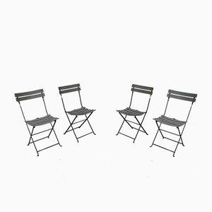 Vintage Celestina Esszimmerstühle von Marco Zanuso für Zanotta, 4er Set