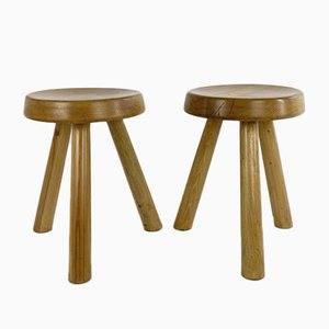 Stool by Charlotte Perriand, 1960s