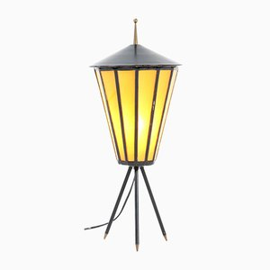 French Mid-Century Modern Table Lamp, 1950s
