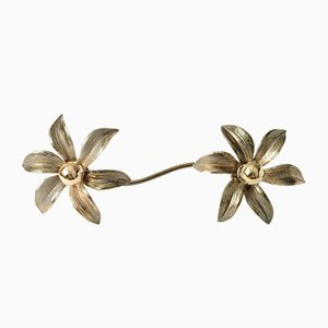 Flower Shaped Sconce from Massive, 1970s