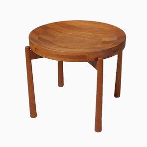 Tavolino Birmania in teak di Jens Harald Quistgaard