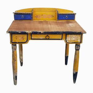 Bohemian Art Deco Tiered Children's Desk, 1920s