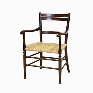 Schwedischer Stuhl aus Birkenholz von Gemla A/B