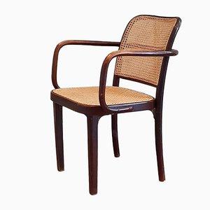 No. A 811 F Prague Stuhl von Josef Hoffmann für Thonet, 1930er