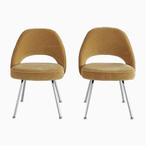 Sedie da pranzo nr. 72 di Eero Saarinen per Knoll Inc. / Knoll International, 1959, set di 2