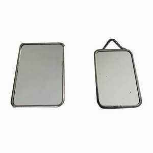 Barber's Mirrors, 1950s, Set of 2