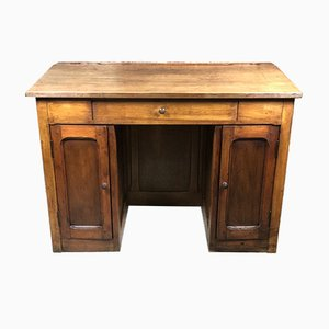 Wooden Desk, 1940s