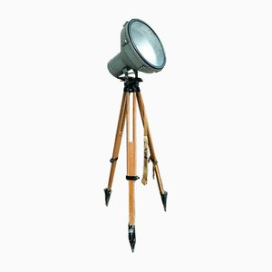 Tripod Floor Lamp, 1970s