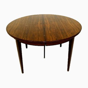 Danish Rosewood Dining Table from Oman Junn, 1960s