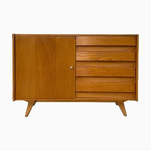 Mid-Century U-458 Chest of Drawers by Jiří Jiroutek for Interier Praha