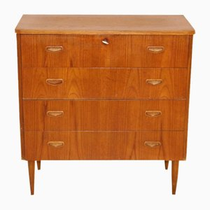 Swedish Chest of Drawers, 1950s