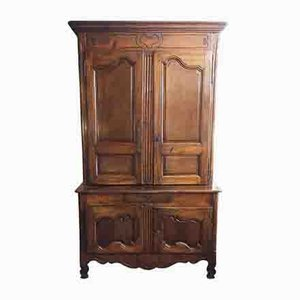 Louis XV Walnut Cabinet