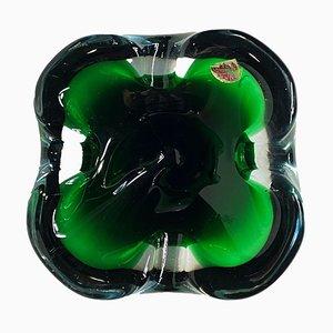 Italian Murano Glass Ashtray from Made Murano Glass, 1960s