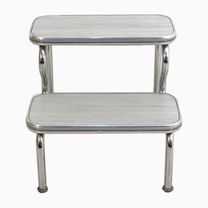 Mid-Century Stool from Maquet, 1950s
