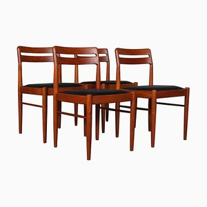 Dining Chairs by Henry Klein, Set of 4