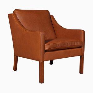 Model 2207 Lounge Chair by Børge Mogensen