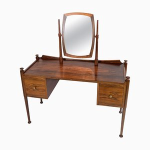 Dressing Table in Rosewood by Chr. Linneberg, 1960s
