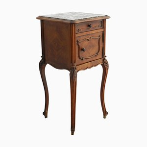 French Nightstand, Late 19th Century