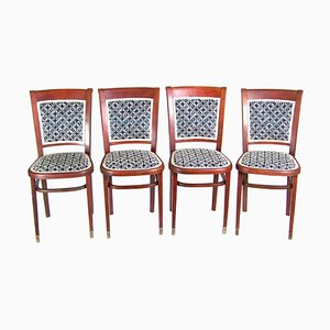 Dining Chairs from Thonet, 1920s, Set of 4