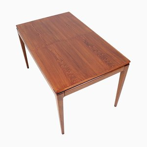 Mid-Century Dining Table from Dřevotvar, 1970s