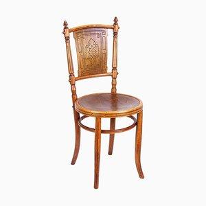 Beistellstuhl von Thonet, 1890er