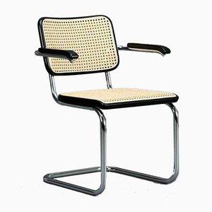 Chaise Cantilever Bauhaus Modèle S64 de Thonet
