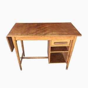 Modernistischer Büro Schreibtisch, 1950er