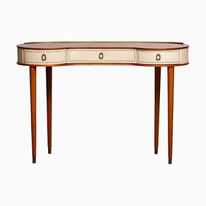 Mahogany Dressing Table by Halvdan Pettersson for Tibro, 1950s