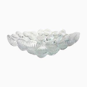 Muschelschale aus Kristallmuschel von Per Lutkin für Royal Copenhagen