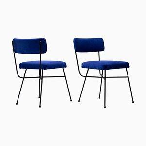 Elettra Stühle von Studio Bbpr für Arflex, 1954, 2er Set