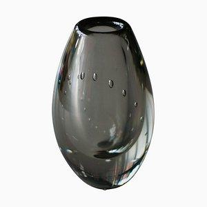 Perlenketten Vase von Gunnel Nyman