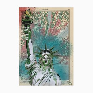 Christophe Stouvenel, New York Card, 2020