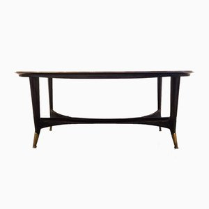 Oval Table by Paolo Buffa for Cantu 50s