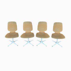 Dining Chairs by Horst Brüning for Cor, 1960s, Set of 4