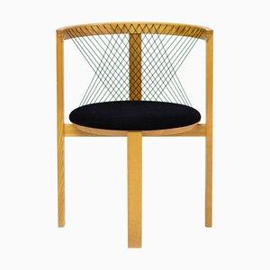 String Chair by Niels Jørgen Haugesen for Tranekaer