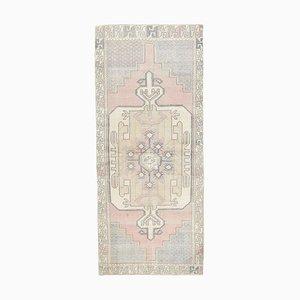 Handgeknüpfter türkischer Vintage Oushak Teppich in 4-facher Ausführung