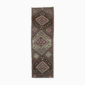 3x8 türkischer Vintage Oushak Fußmatte oder Kleiner Teppich