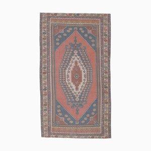 5x8 Antique Turkish Oushak Handmade Pure Wool Farmhouse Rug