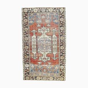 Handgeknüpfter türkischer Handgewebter Teppich aus reinem 5x8 Teak