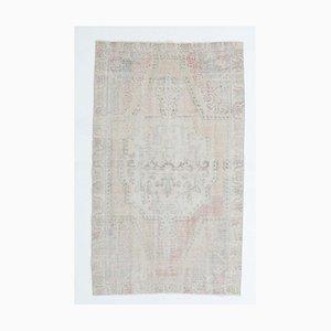 Orientalischer Handgeknüpfter 4x7 Orient Handgefertigter Wollteppich
