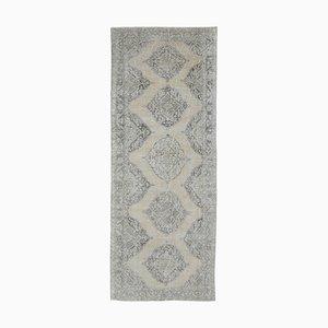 Tappeto 5x12 antico fatto a mano, Medio Oriente, fatto a mano, lana
